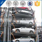 2015 car parking system electric auto rotary parking lift                                                                         Quality Choice
