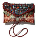 Gypsy Envelope Bag Girl's Cross Body Envelope Bag Vintage Shoulder Envelope Bag
