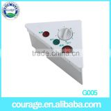 G005 fridge freezer parts single/double Temperature single switch triangle control panel