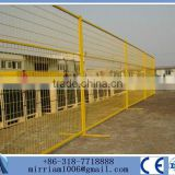 ISO & CE Certicification canada temporary fence/Canada Temporary Fence Panels Hot Sale