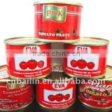 Fresh canned tomato paste packaging, fresh canned tomato paste price