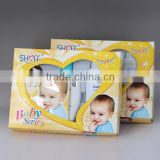 PVC Bag Baby Bath Traveling Bath Shampoo Set