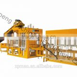 QT9-15 Fully Automatic Block Making Machine by Cement or fly ash                                                                         Quality Choice