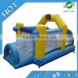 Outdoor Toys! commercial inflatable obstacle course for sale, used in amusement park 100%PVC Material