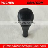 Hotsale YUCHEN Car Gear Shift Knobs 5speed for Mercedes Benz W123 W124 W126 W140 W190 W201 second hand car parts