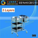 Good Quality Food Service Trolley Prices Round Hotel Laundry And Cleaning Equipment                                                                         Quality Choice
