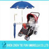 Good Protection Baby Sun Umbrella For Stroller