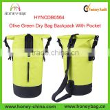 Apple Green Ocean Pack Backpack Wholesale Laundry Bag Green Tarpaulin Dry Bag