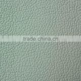 Synthetic PVC leather for car seat, cushion,furniture,decorative PVC synthetic leather, high quality fiber textile knitted