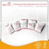 Hot selling plastic bag silica gel desiccant with great price