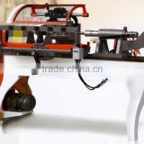 Manual handrail making machine wood copy lathe