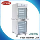 10 pans Stainless Steel Hot Food Display /Commercial buffet Food Warmer