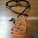 Leather Sunglasses Braided Neck Strap Reading Eyeglass Glasses Lanyard