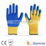 Aramid Fiber Cut and Heat Resistant Safety Work Gloves