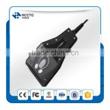 Best Price Mini USB Bluetooth Wireless Barcode laser scanner with Printer for Supermarket -HBT-10