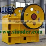 Supply fluorite crusher Plant for industrial and mineral rock stone crushing and washing project -- Sinoder Brand