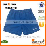 Wholesale Men Gym shorts custom boardshorts Men swimming trunks Men Surf/Runing/Basketball