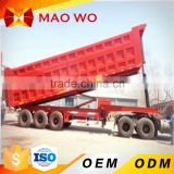 Heavy duty 3-axle hydraulic cylinder tipping dump trailers for sale                                                                         Quality Choice                                                     Most Popular