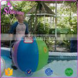 Children Kids Outdor Summer 88 Inches PVC Giant Inflatable Splash Spray Beach Ball Sprinkler                                                                         Quality Choice