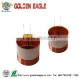 Miniature voice coil in speaker/loudspeaker parts