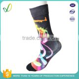 3D Photo Print Screen Printed Blank Sublimation Socks