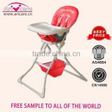 Baby high chair with european standard