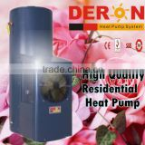 residential gas water heater heat pump hot water shower at home guangzhou air source air to water all in one r134a