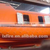 F.R.P. marine totally enclosed lifeboat and rescue boat for sale 85-99c/f