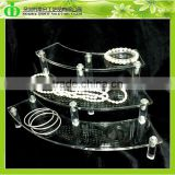 DDJ-0094 Trade Assurance Wholesale Luxury Acrylic Body Piercing Jewelry Display Stand