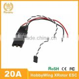 HOT SELL Hobbywing XRotor-20A RC Drone Brushless ESC for DIY Quadrocopter