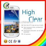 100% Prefect fit for samsung galaxy S3 mini lcd screen protector