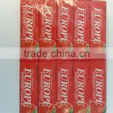 Europe chewing gum in bulk strawberry flavour