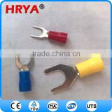 heat shrinkable cable terminal ptv tube insulated pins terminal