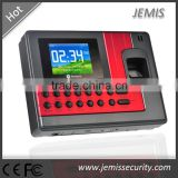 Multi-Language Backup Battery TCP/IP biometric fingerprint time attendance access control software