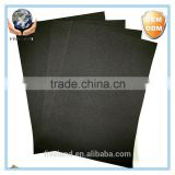 cheap black glass sand abrasive tools sandpaper