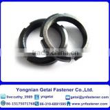 hot dip galvanizing round weld nuts DIN928 carbon steel M10