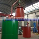 CE approved charcoal kiln manufacturers produce retort charcoal kiln