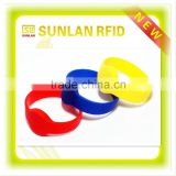 Custom Promotional wrist band, adjustable silicone wristband, Promotional Silicone/ Bracelet