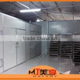 Customization available heated air circulation intelligent control industrial fruit tray dryer