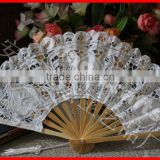 Decoration Hand Lace Fan for wedding