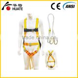 Systemic safety belt outdoor aloft working/construction/climbing full body protection safety harness