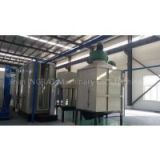 Jinan INGRAT powder coating /spraying machine for thermal barrier aluminum profile Powder curing oven KX-01