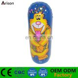 Customized cheap inflatable punching bag inflatable boxing bag inflatable sports toys