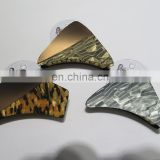 High quality Fashion Fancy Acetic Acid Hair Claw cellulose acetate large hair claw for women