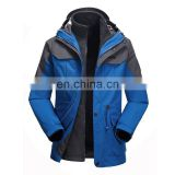 Winter waterproof mountain jacket for unisex