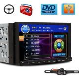 Volkswagen Multimedia Waterproof Car Radio 2 Din ROM 2G