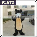 Lovely polar bear mascot costume, adult polar bear costume for sale