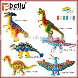 kids mini painting dinosaur figure new toy preschool educational toys