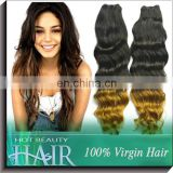 New Arrives!!! 100% Ombre Malaysian Virgin Hair Water Wave