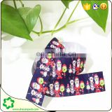 SHECAN Christmas decoration Printed Ribbon for Crafting